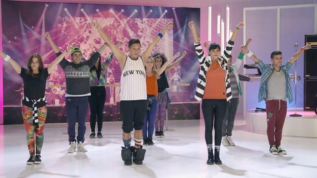 """¡Vamos A Bailar! – Dance Along """"Juntos somos más"""" - Violetta"""