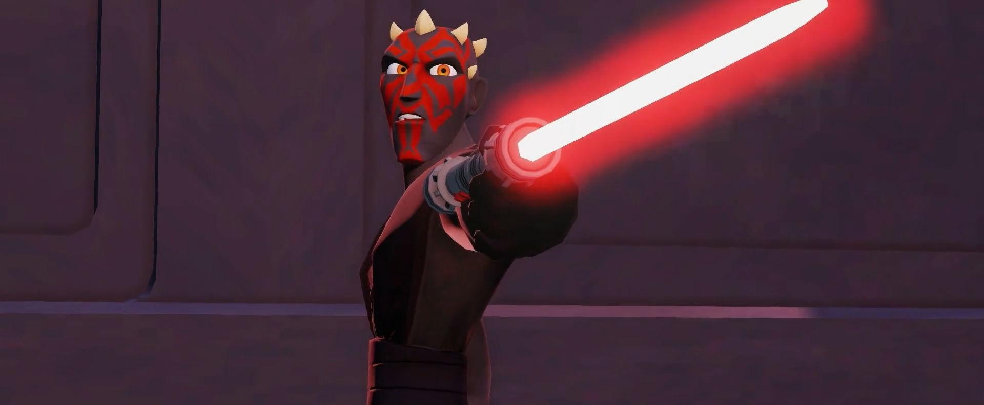Tráiler oficial de Disney Infinity 3.0 Star Wars™ El ocaso de la República