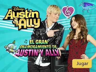 El gran enamoramiento de Austin y Ally