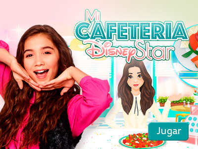 Mi Cafetería Disney Star