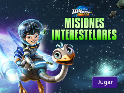 Misiones interestelares - Miles del mañana