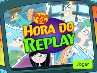 Phineas e Ferb: Hora do Replay
