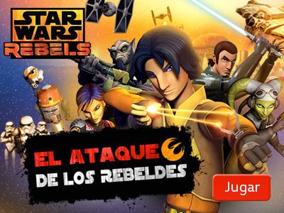 El Ataque de los Rebeldes