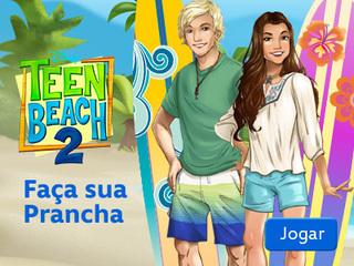 Faça sua Prancha – Teen Beach 2
