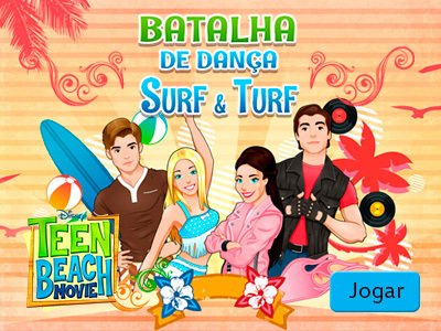 Batalha de dança surf & turf