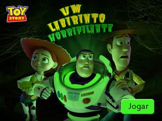 Toy Story: Um labirinto horripilante