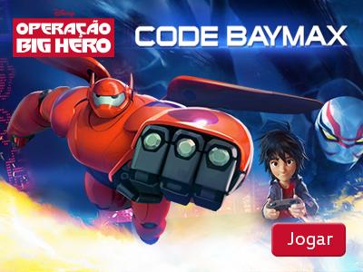 Operação Big Hero - Code Baymax