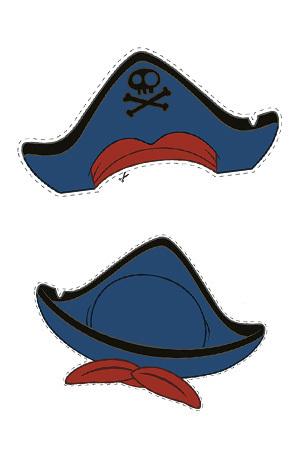 Capitan Jake - Sombrero y espada