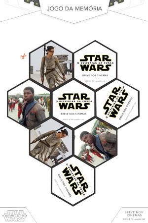 Jogo da memória de Star Wars  2
