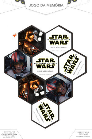 Jogo da memória de Star Wars  4