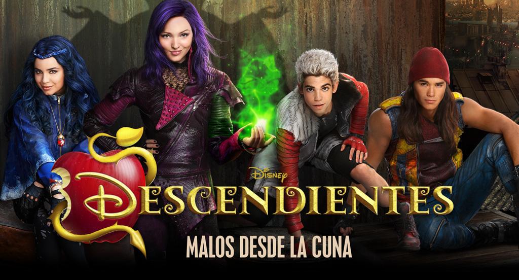 26 Dibujos Para Colorear De Los Descendientes Disney: Disney Channel Latinoamérica