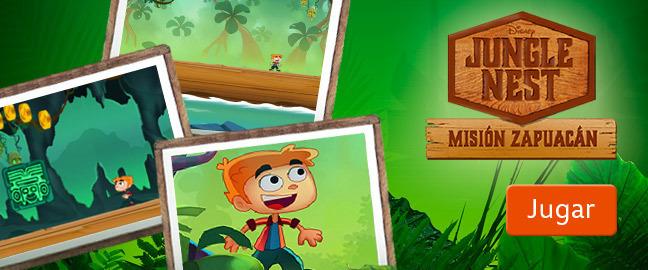¡Descubre el juego de Jungle Nest!