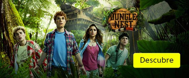 ¿Cuántos días durarías en la jungla?