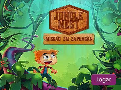 Jungle Nest: Missão em Zapuacán