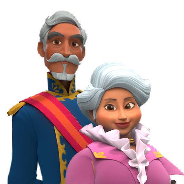 Francisco e Luisa