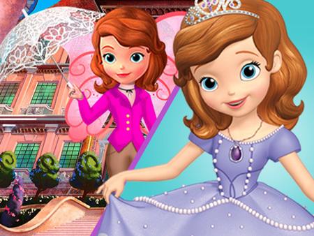 Princesita Sofía: Diversión de gala