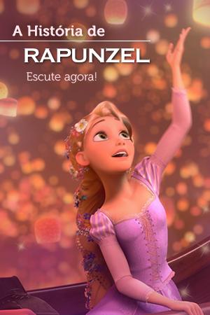 A História de Rapunzel