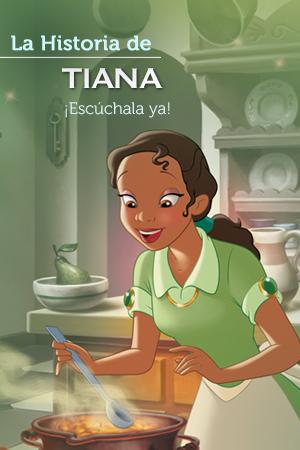 La historia de Tiana