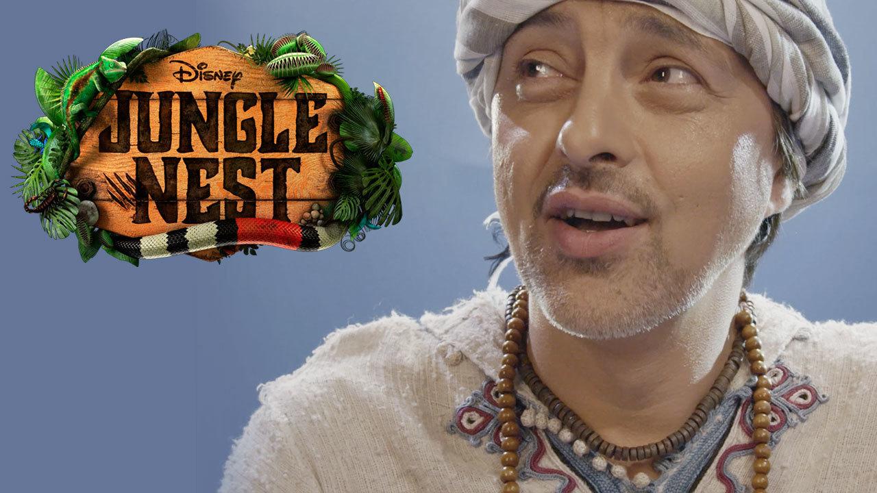 Luz, cámara… ¡Ups! #1 - Jungle Nest