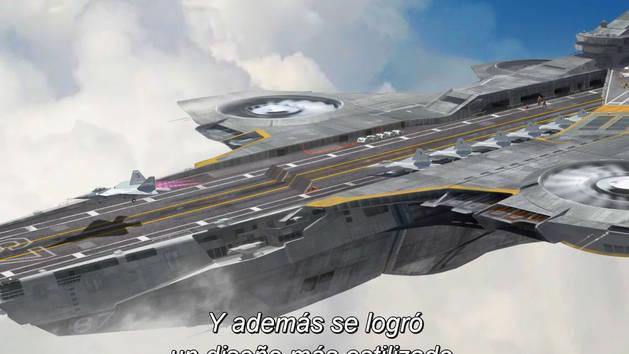 Creando El Barco - The Avengers: Los Vengadores