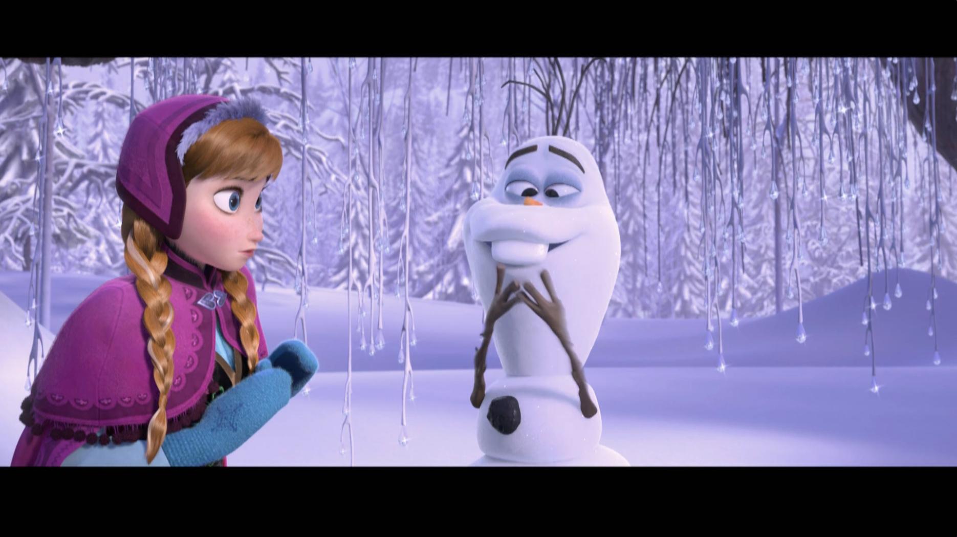Cómo elegir el accesorio correcto – Olaf de risa