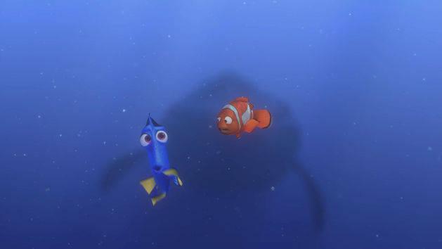 Falando baleiês - Procurando Nemo