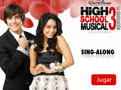 High School Musical 3 - Sing Along