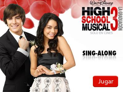 High School Musical 3 - Sing Along