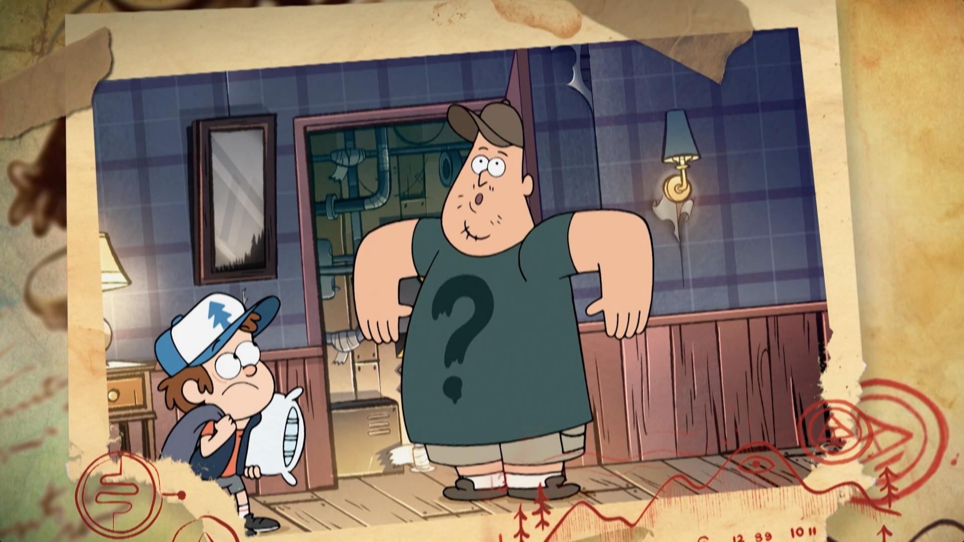 Misterios de Gravity Falls #5