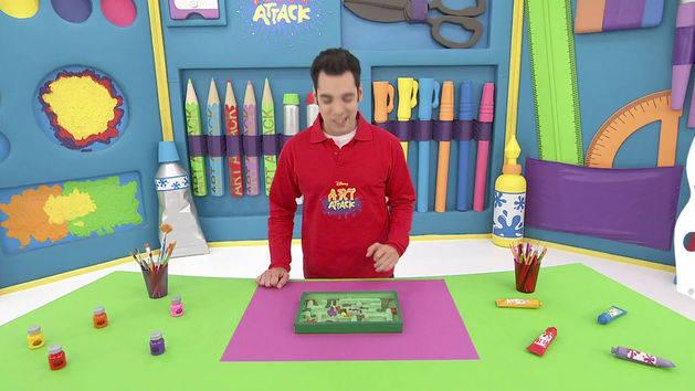 Episodio 19: Alcancías - Art Attack | Art Attack | Videos Disneylatino