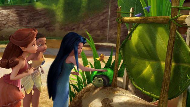 Procurando Tinker Bell - Tinker Bell: o segredo das Fadas