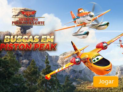 Buscas em Piston Peak | Disney