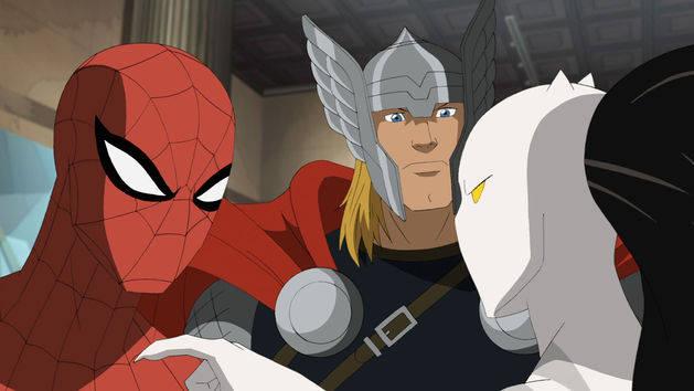 Episódio 10: Excursão - Ultimate Homem-Aranha