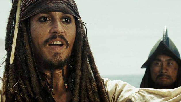 Remix: Jack Sparrow