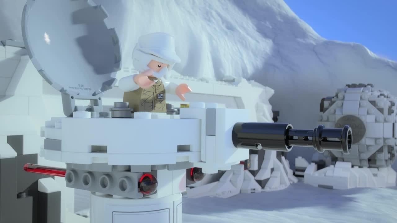 A Batalha de Hoth