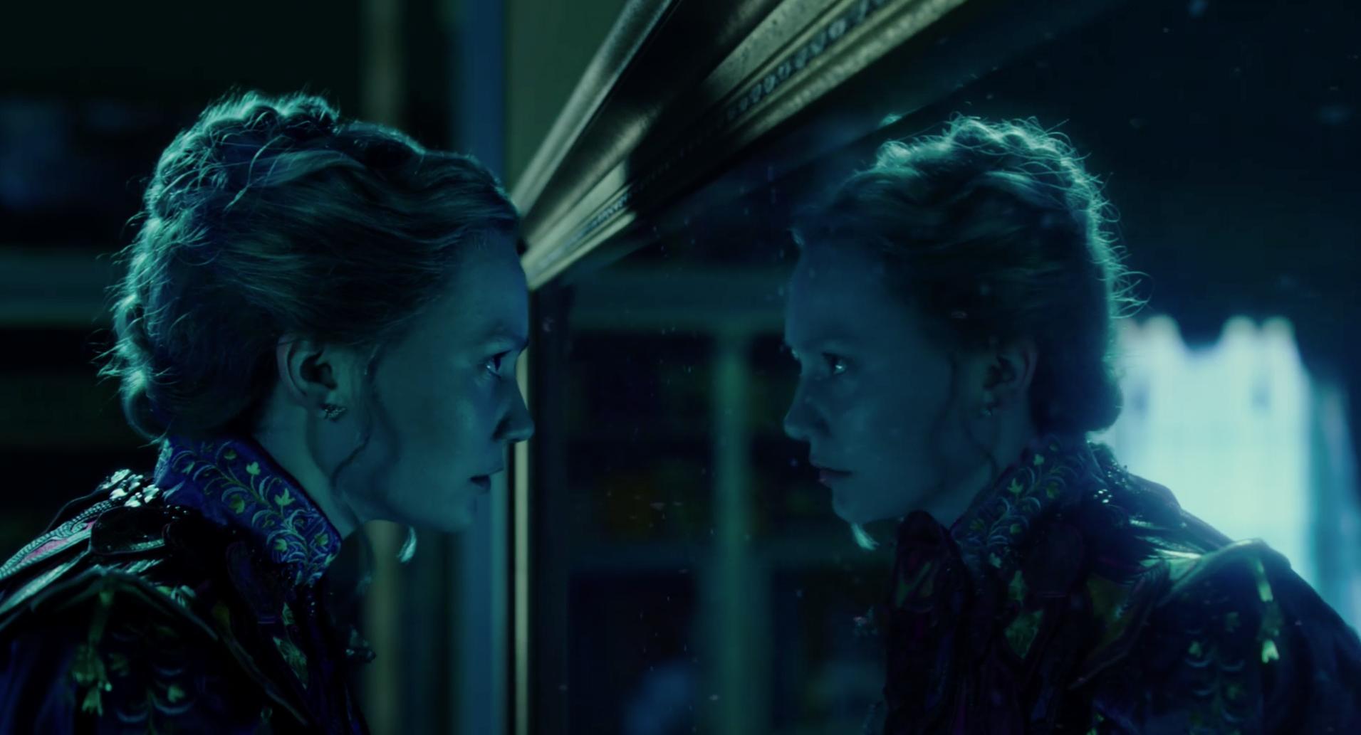 Alice através do espelho – Trailer 1