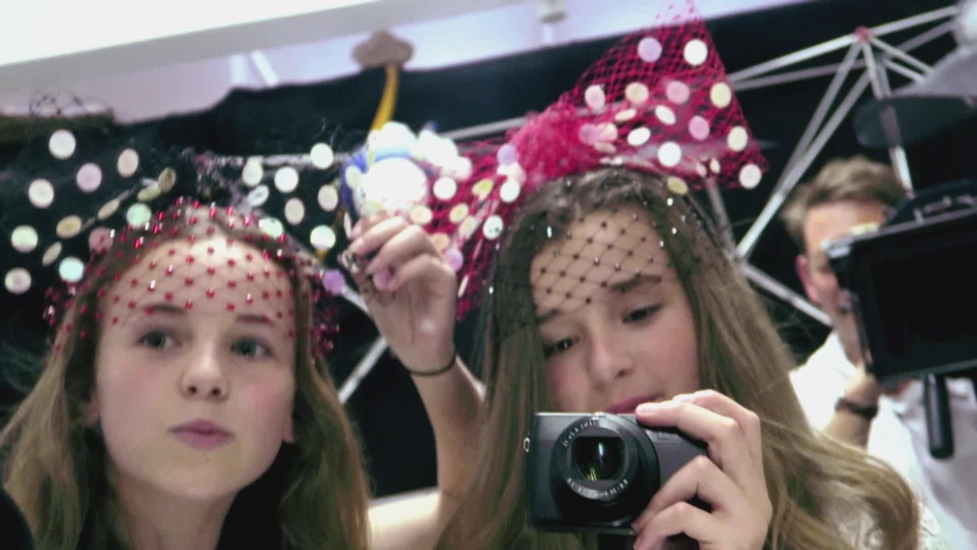 Chapéu - Desafio Fashion da Minnie