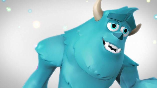 Sulley - Disney Infinity