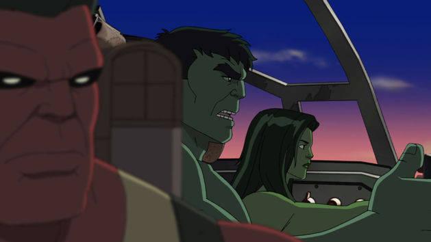 Por Asgard - Hulk y los agentes de S.M.A.S.H.