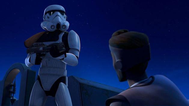 Ataque con Arte - Star Wars Rebels