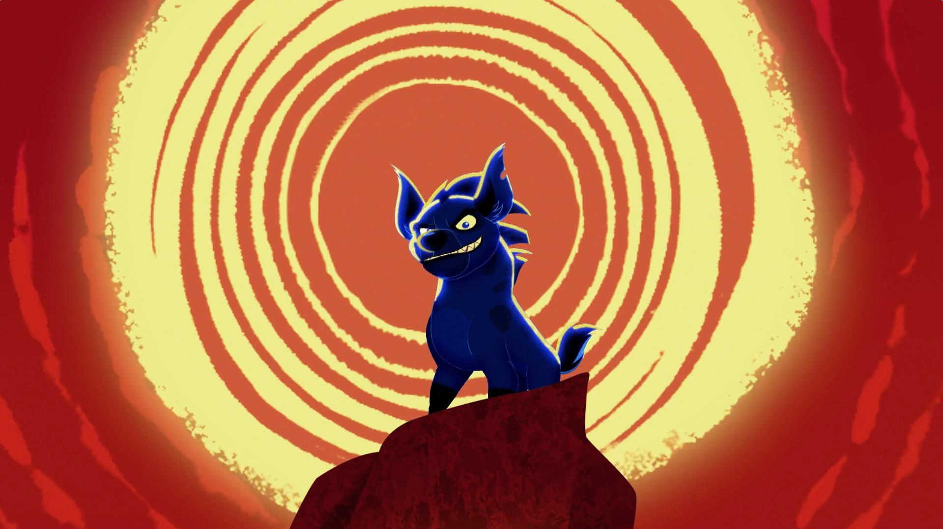 Hay que atacar - Las hienas - La Guardia del León