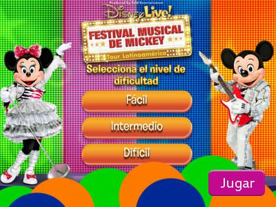 Festival Musical de Mickey