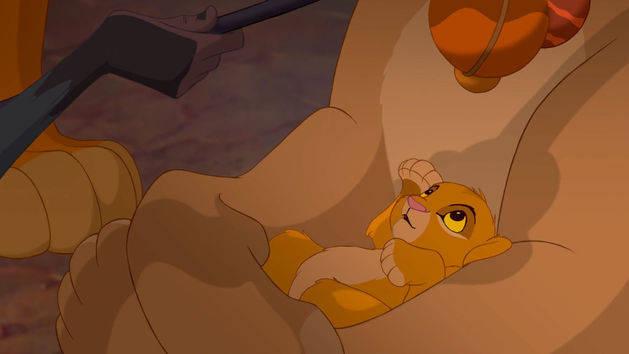 La presentación de Simba - El Rey León