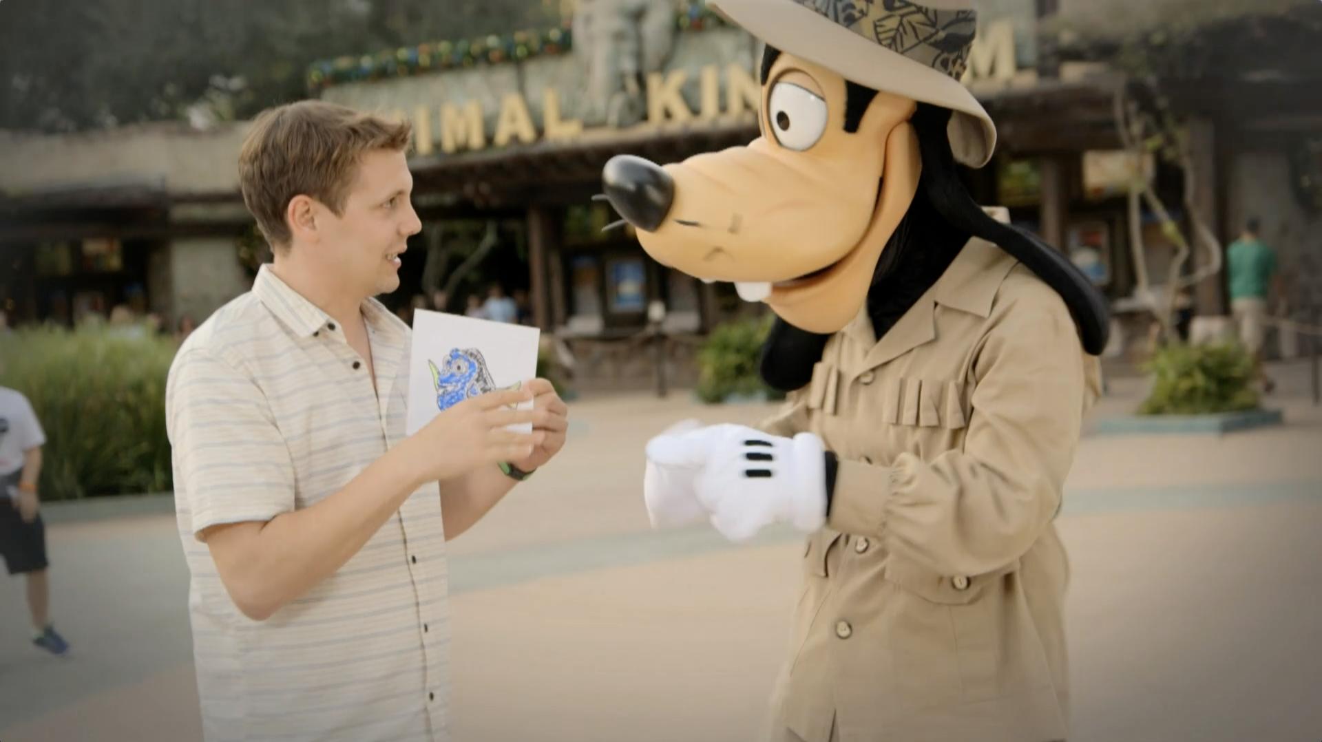 Buscando a Dory en los parques de Walt Disney World Resort - Disney Planet