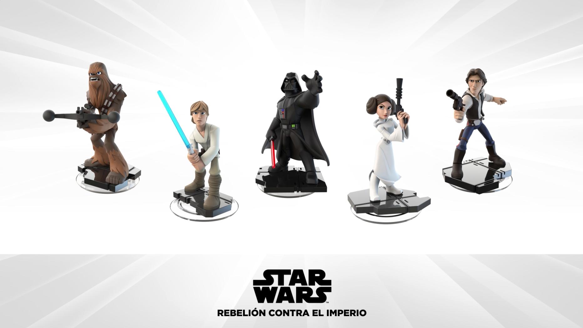 Disney Infinity 3.0: Star Wars Rebelión contra el Imperio