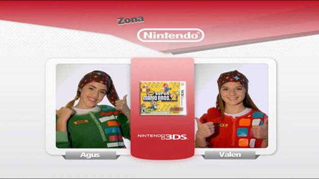 New Super Mario Bros. 2 – La Zona Nintendo – Agus y Valen – Pijama Party