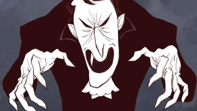 El vampiro Gastelbrau  (Favorito de Disney)