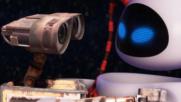 Wall-E - Baile espacial