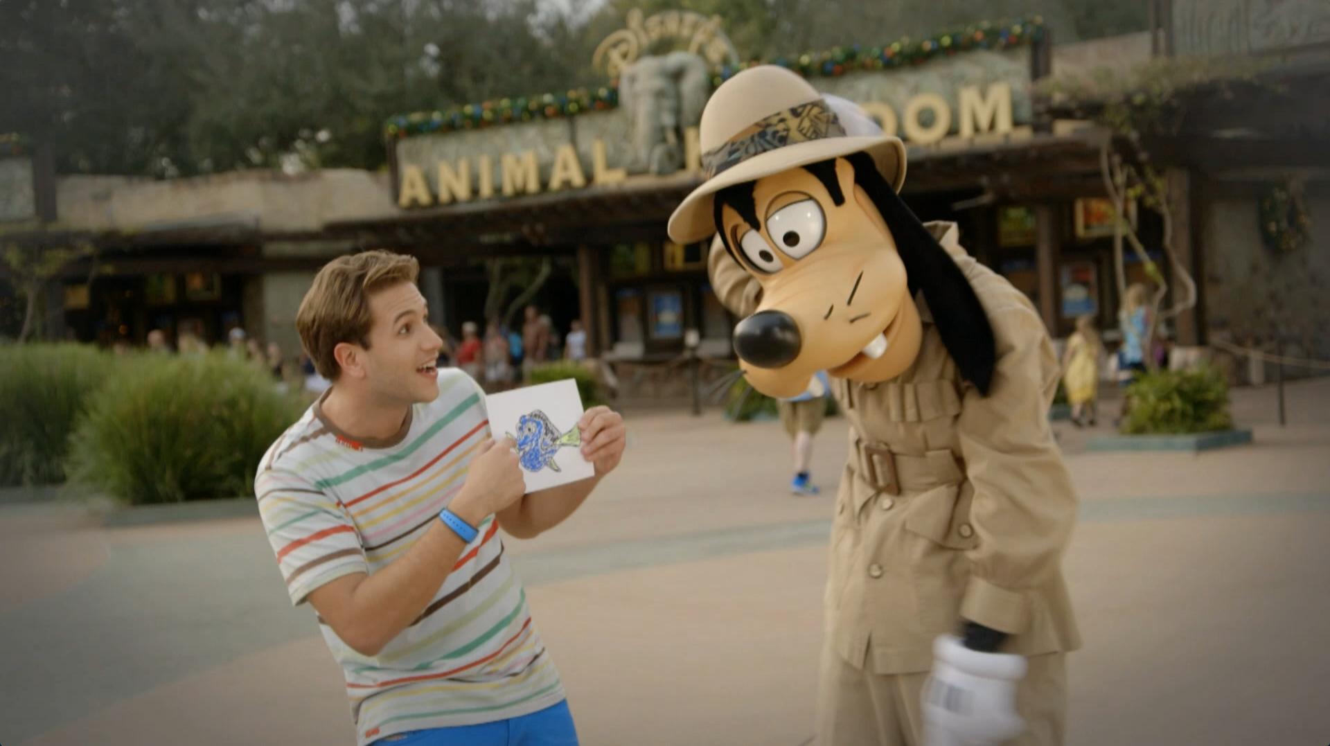 Procurando Dory no Walt Disney World Resort - Disney Planet