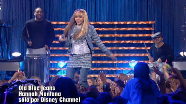 """""""Old Blue Jeans"""" - Hannah Montana"""